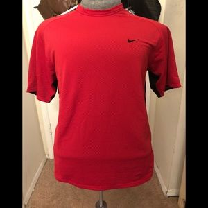 Nike T-shirt with sleeve for men size M